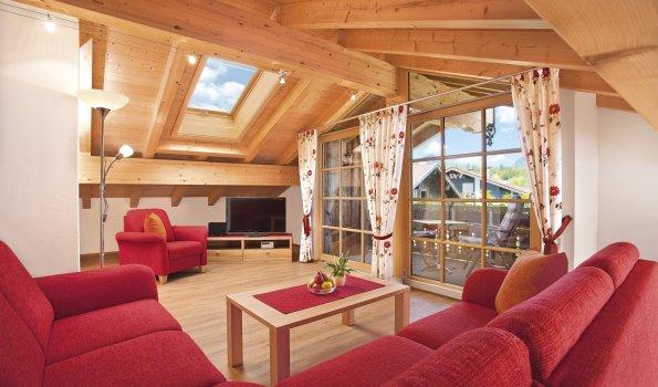 Ferienwohnung Huber Alpenrose