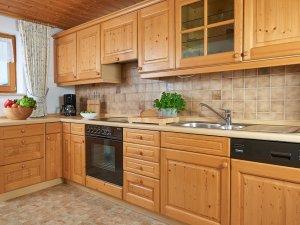 FeWo Adlerhorst - Küche