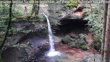 Hasenreuter Wasserfall 120244