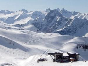 Winterwanderweg zum Ausssichtspunkt Zaigersattel_