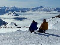 2014-1-22 Nebelhorn Winterwandern