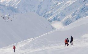 Schneeschuhwandern Nebelhorn