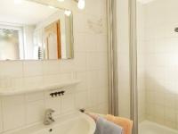 Bad und WC sind in den Wohnungen 2-3-6 gleich