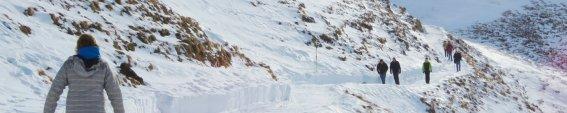 2016-12-17 Winterwandern am Zeigersattel