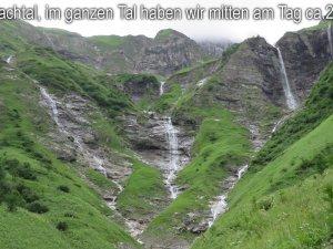 Wassefälle im Hinteren Traufbachtal IMG 1785
