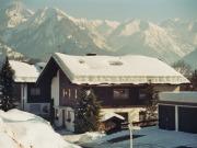 Hausbild_Winter von Nordwest