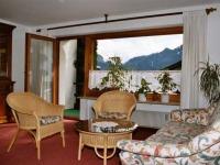 Fewo 2, Sitzecke Wohnzi. (alte Couch)