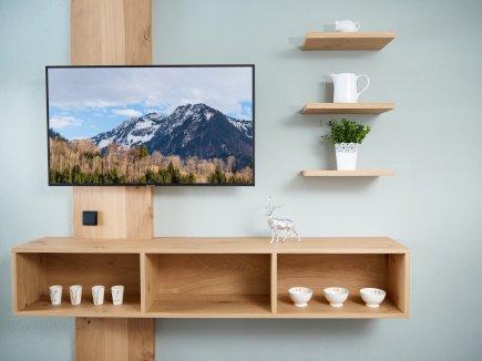 Silberdistel Fernseher