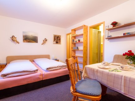 Enzianwurzel Schlaf- Wohnzimmer