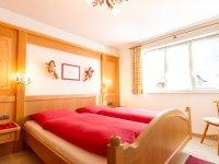 Alpenrose: Schlafzimmer