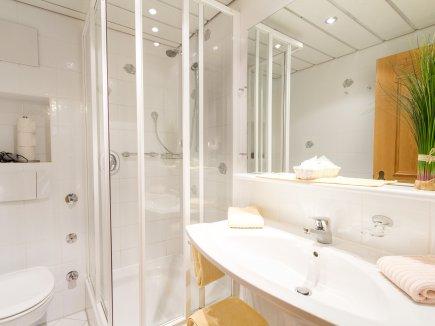 Edelweiß Badezimmer