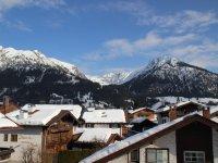 Aussicht Nebelhorn