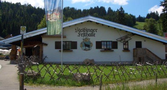 Steibis Festhalle