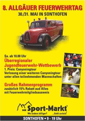 8. Allgäuer Feuerwehrtag