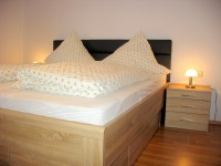 Schlafzimmer Bergblick