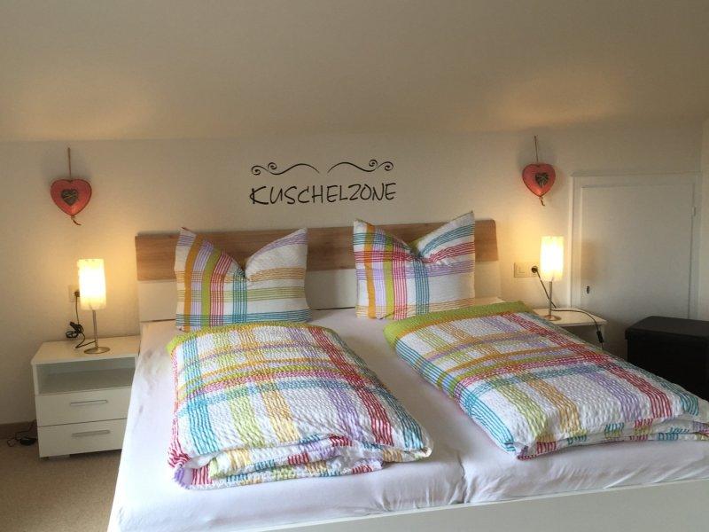 Schlafzimmer-Kuschelzone