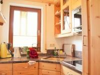 Küche aus Zirbe