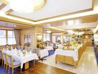 Unser Restaurant - auch gutes Essen gehört zum Urlaub