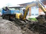 Pecher Oberstdorf - Bagger- und Erdarbeiten