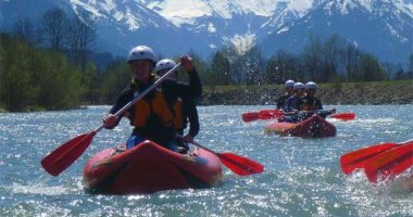 Rafting MAP