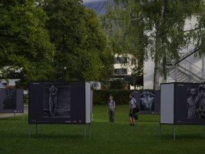 Ausstellung Bob Leinders - Foto: René Zieger