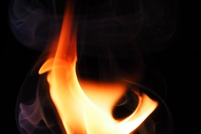 Eric Scheuermann - Flamme