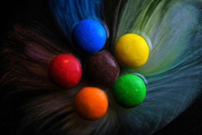 Eric Scheuermann - Farbschlieren