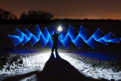 Lightpainting (2)