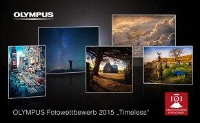 "OLYMPUS Fotowettbewerb ""Timeless"""