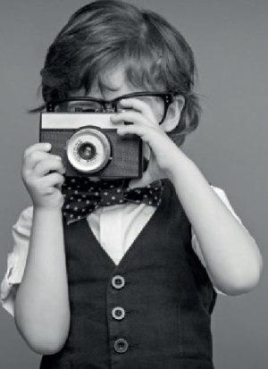 Die Welt aus Kindersicht powered by Olympus