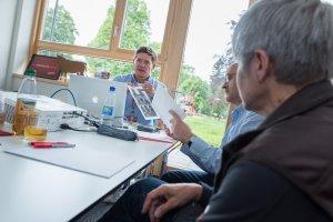 Workshop mit Jens Eilers