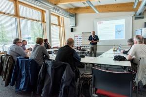 Workshop mit Paul Eschbach