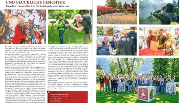 Oberstdorf Magazin Juni / Juli