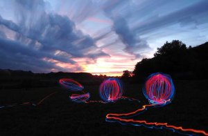 Lightpainting, Eric Scheuermann