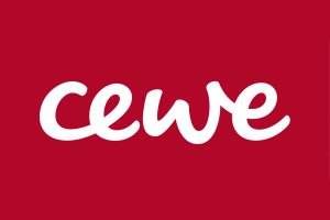 Cewe 2017 White Red cewe logo