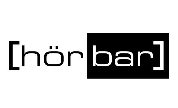 Logo hoerbar