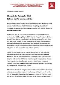 Pressemitteilung 24-05-2019