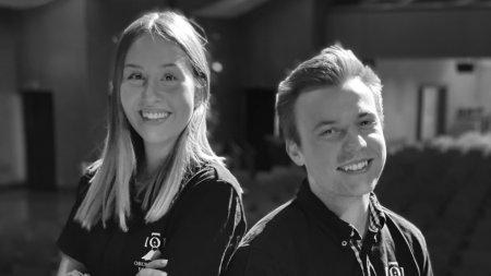 Lena Handraschek und Simon Fehr - sw