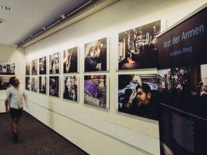 Ausstellung Andreas Reeg - Foto: René Zieger