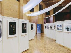 Ausstellung DVF und Schülerprojekt Gymnasium - Foto: René Zieger