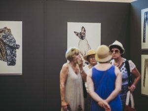 Ausstellung Tom Seelbach - Foto: René Zieger