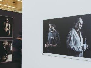 Ausstellungen Mike Kraus und Horia Manolache - Bild: René Ziger