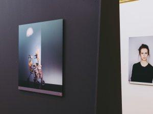 Ausstellungen Tom Seelbach und Leif Schmodde - Bild: René Zieger