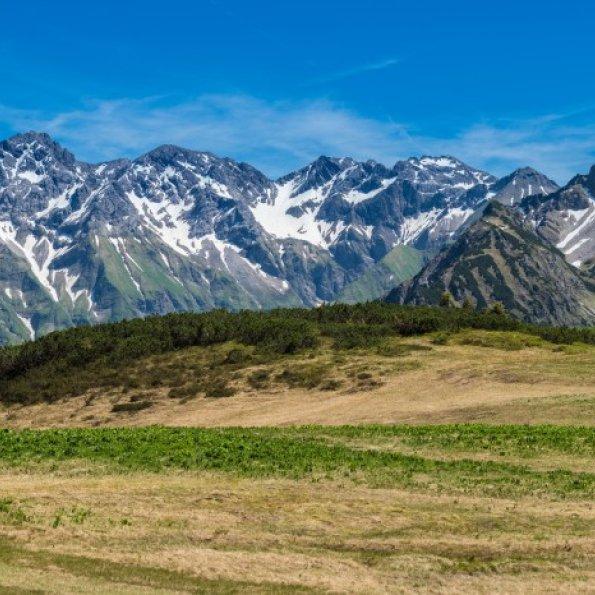 Frank Fischer Pano Landschaftsfotografie auf dem Fellhorn