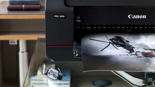 ImagePROGRAF PRO-1000 Ambient 006