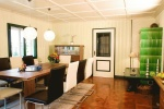 Wohnzimmer in Franks Ferienchalet