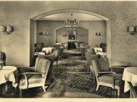 Das Café in den 50ern