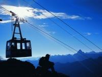 Nebelhornbahn Gondel