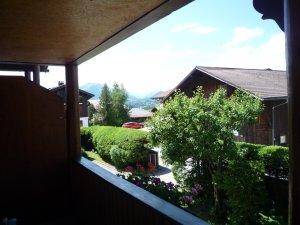 Ausblick Balkon FW 5