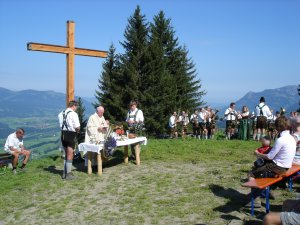 Bergmesse Stitzel